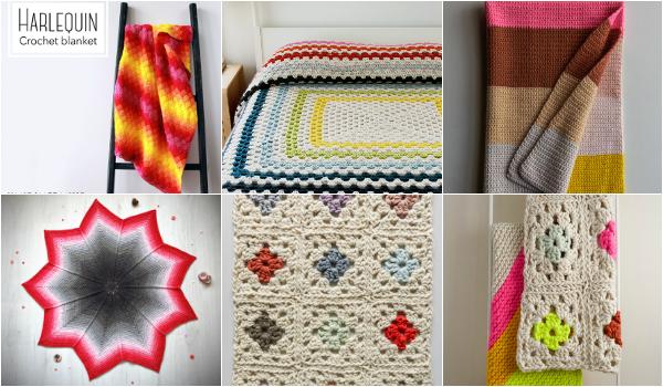 Crochet Blankets Patterns 1