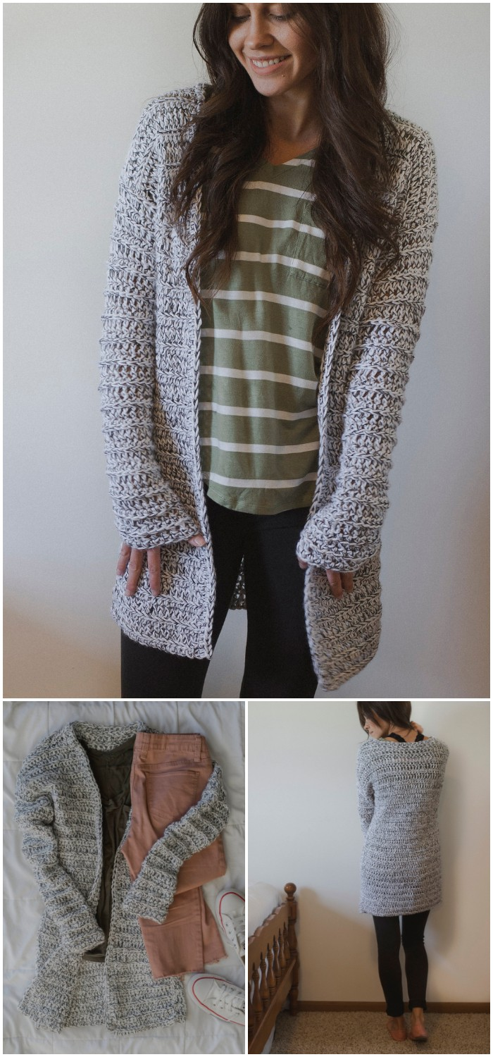 Free Pattern for the Marley Cardi: