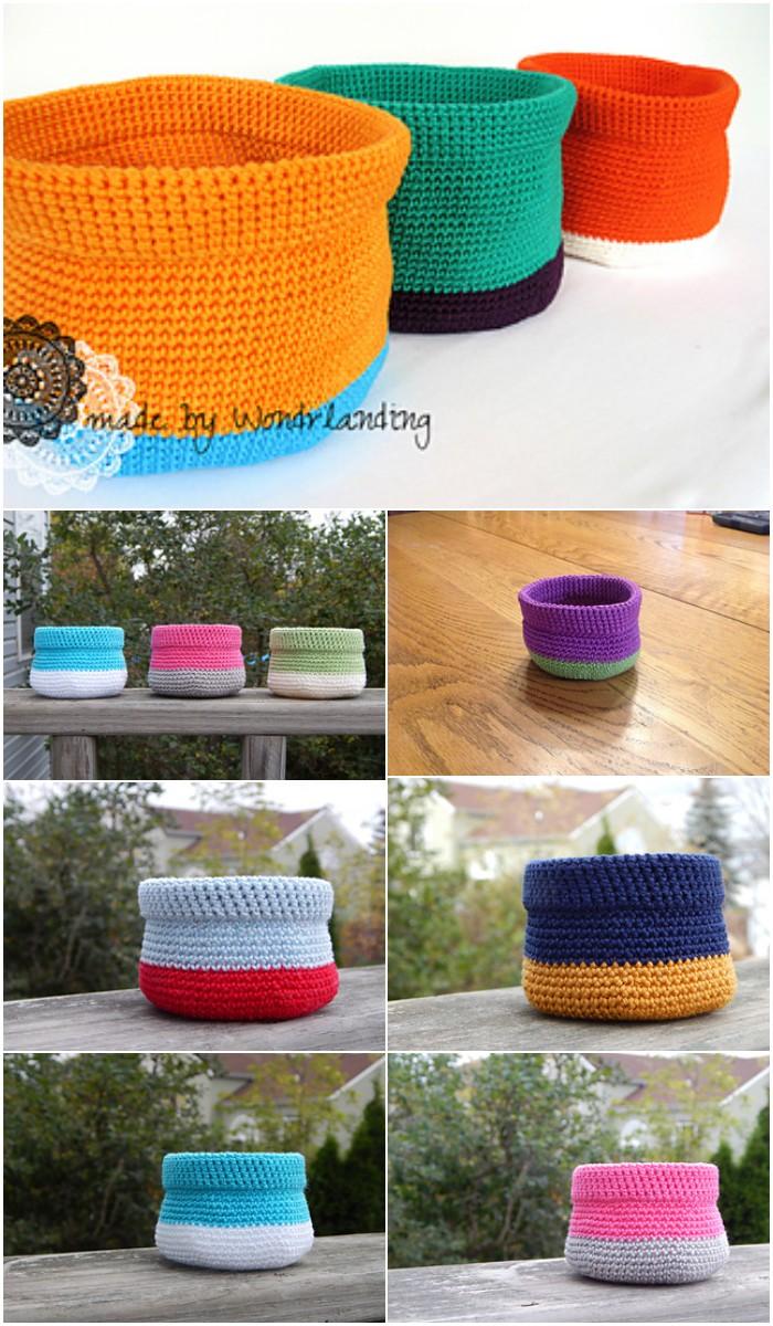 Little Colorful Bowls