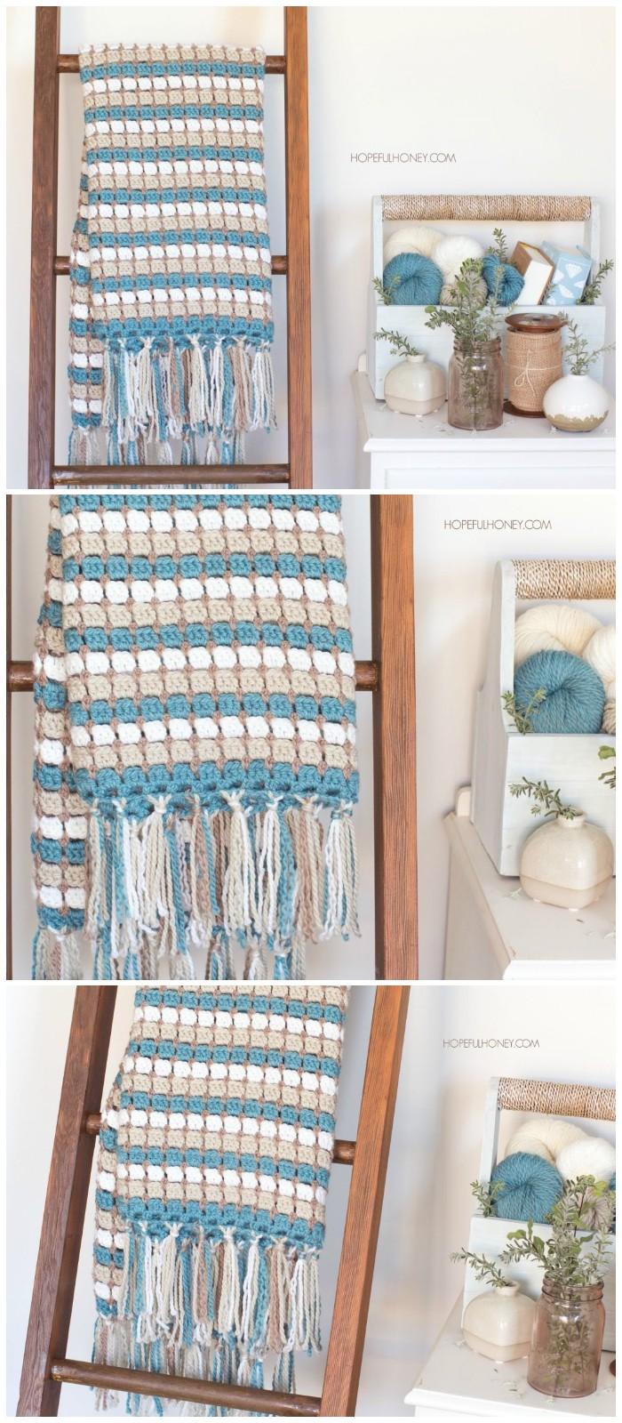 Pebble Shore Blanket