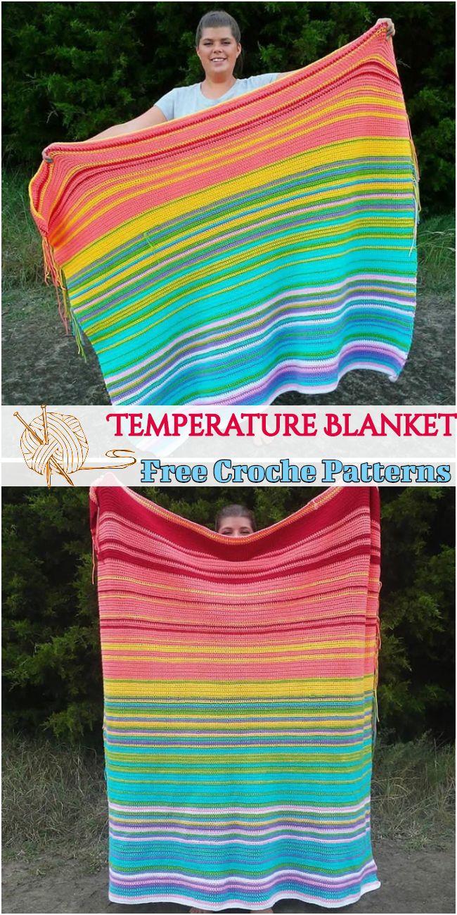 Temperature-Blanket