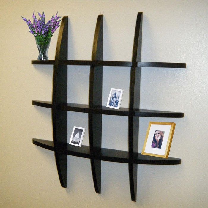 Wooden Brackets for Wall Shelves