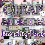 Cheap Bedroom Decorating