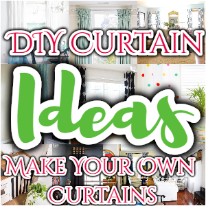 DIY Curtain Ideas
