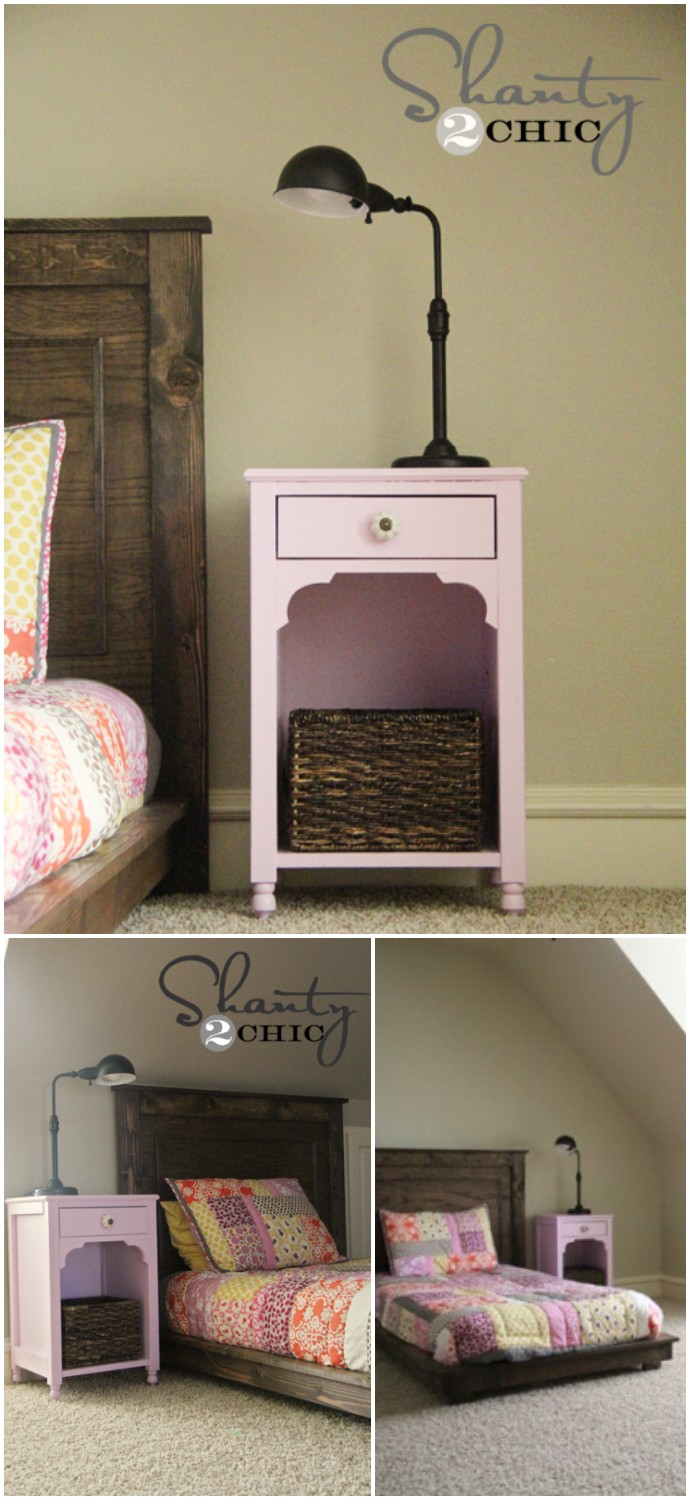 Diy Julia Nightstand