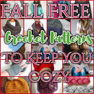 Fall Free Crochet Patterns