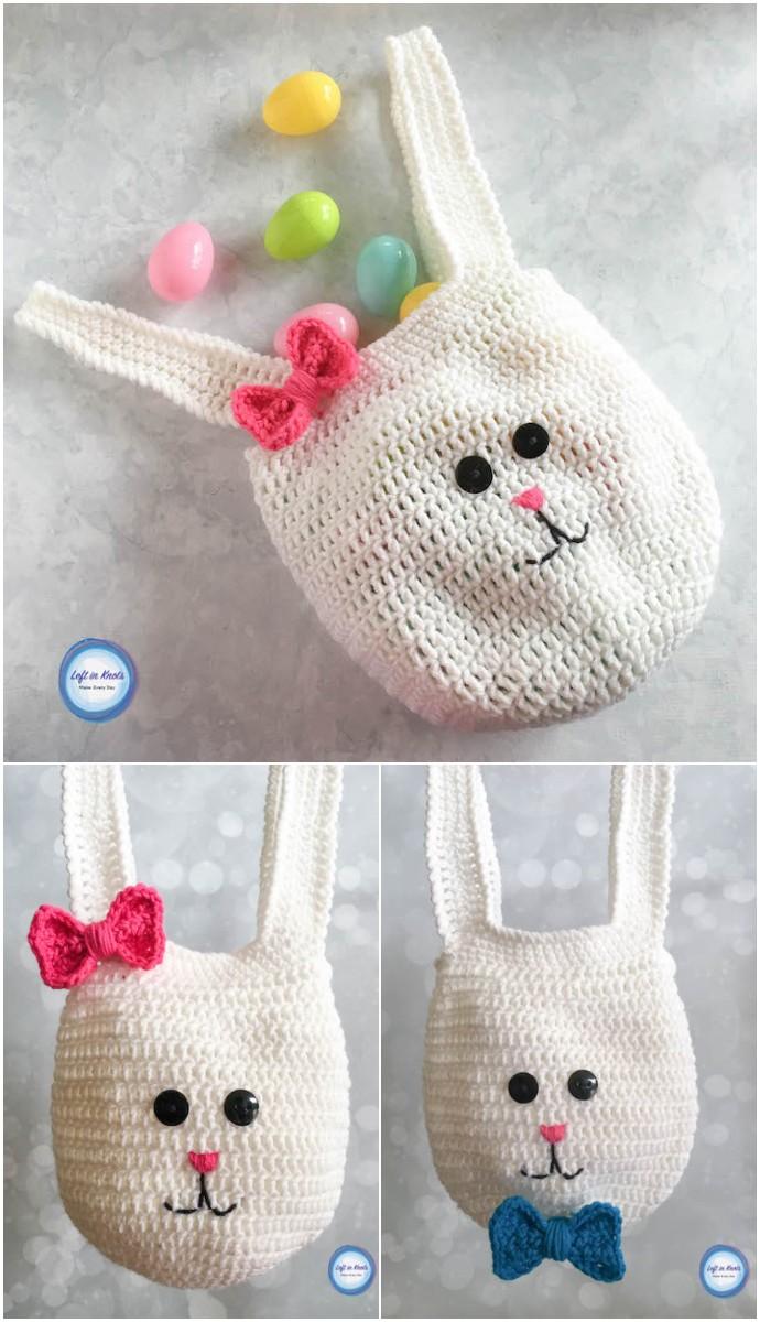 Mr. and Mrs. Bunny Bag