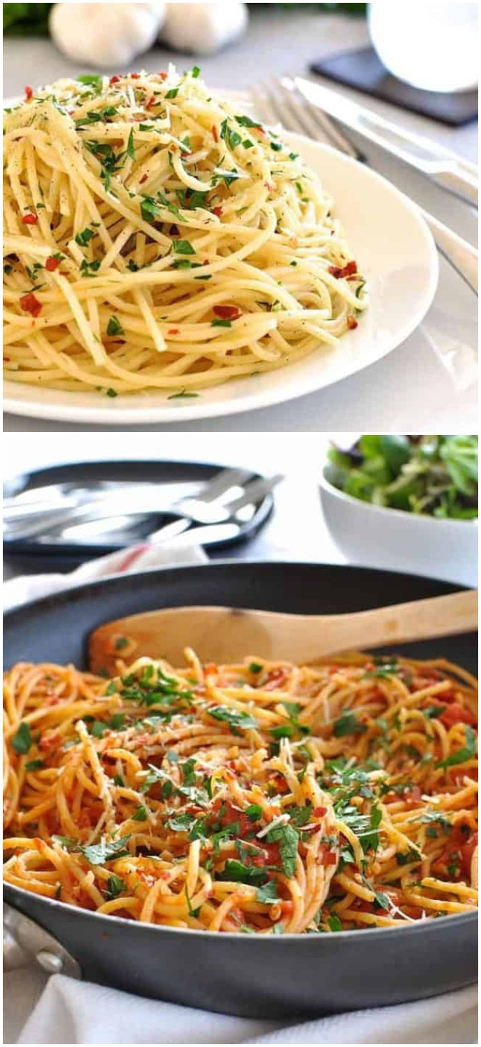 8 Quick And Easy Pasta Recipe