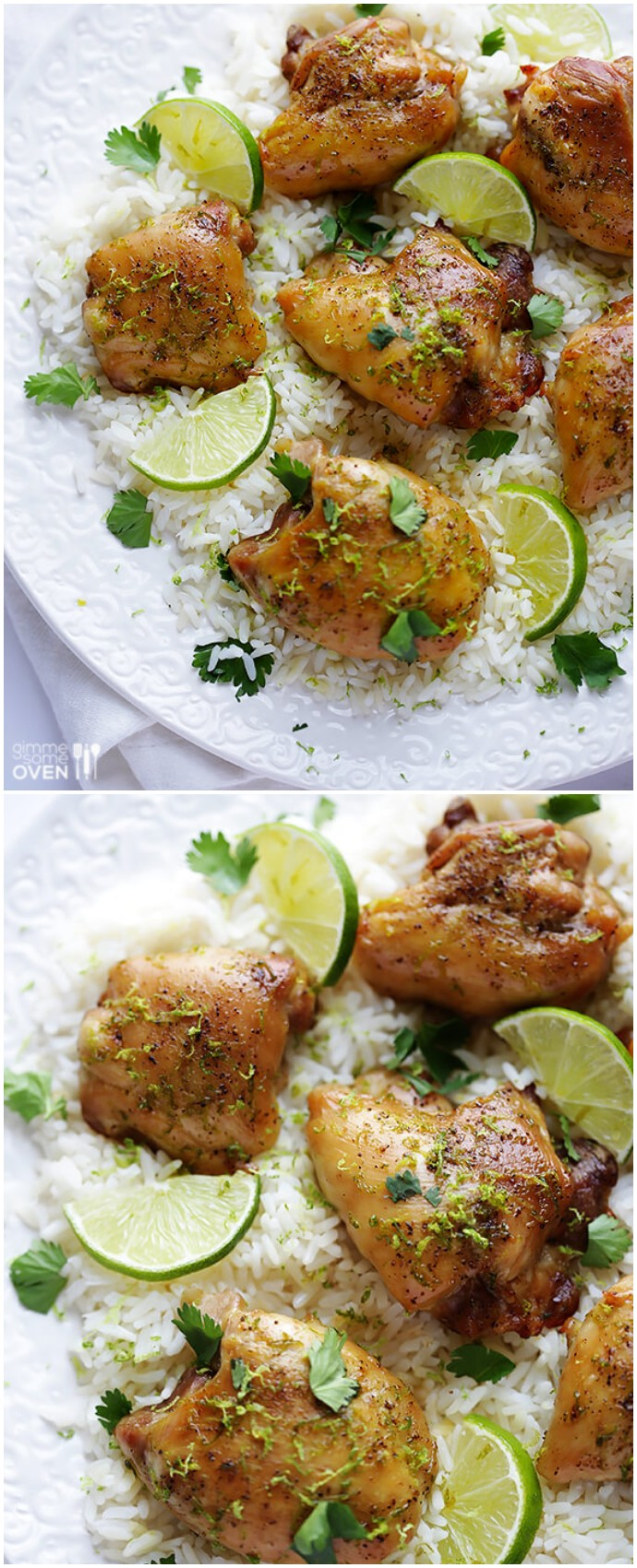 Easy Lime Chicken healthy dinner