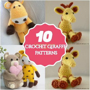 Crochet Giraffe Patterns