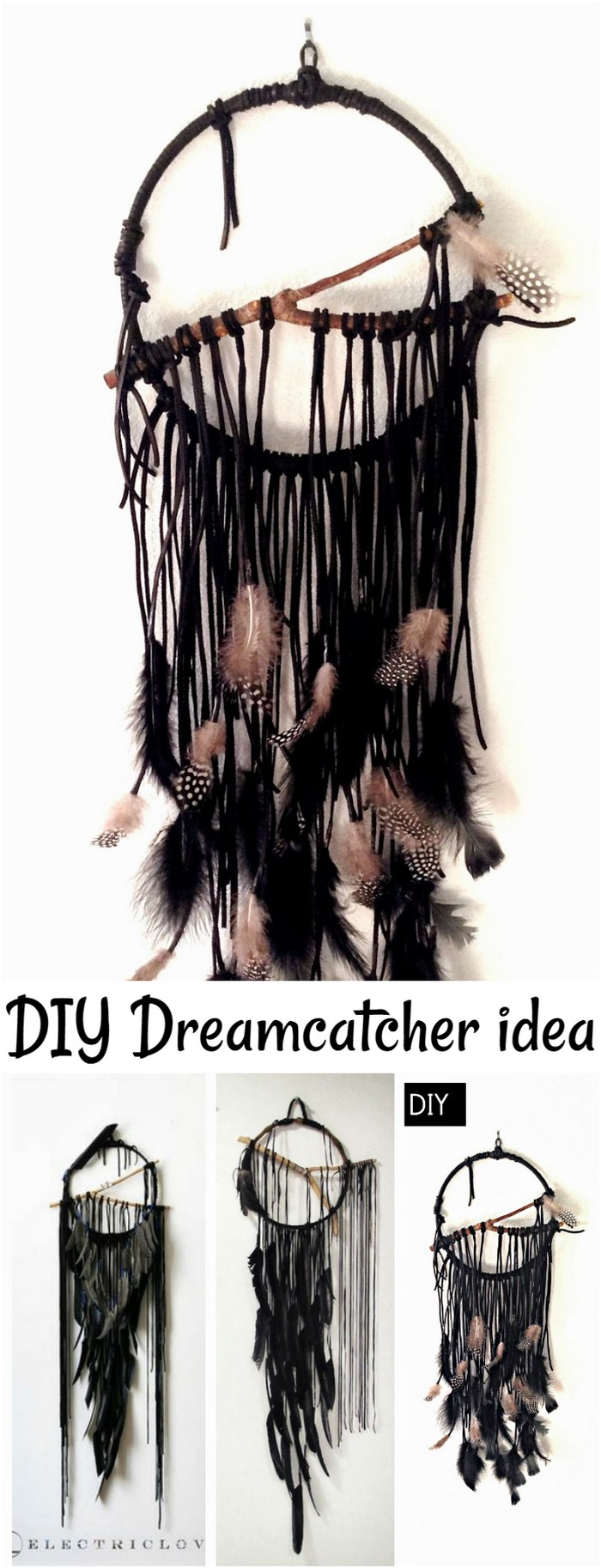 Electric Love Dream Catcher
