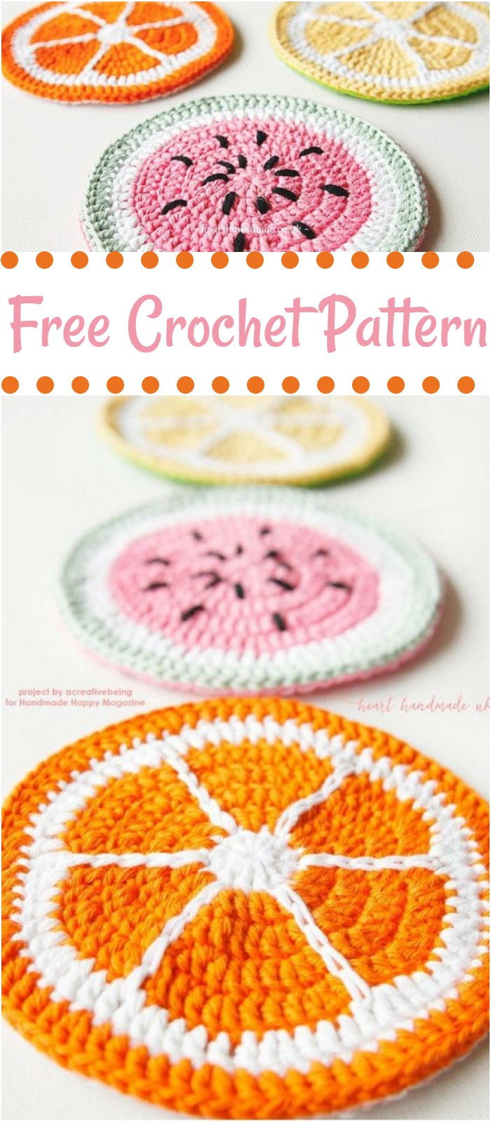 Free Crochet Pot Holders For Summer