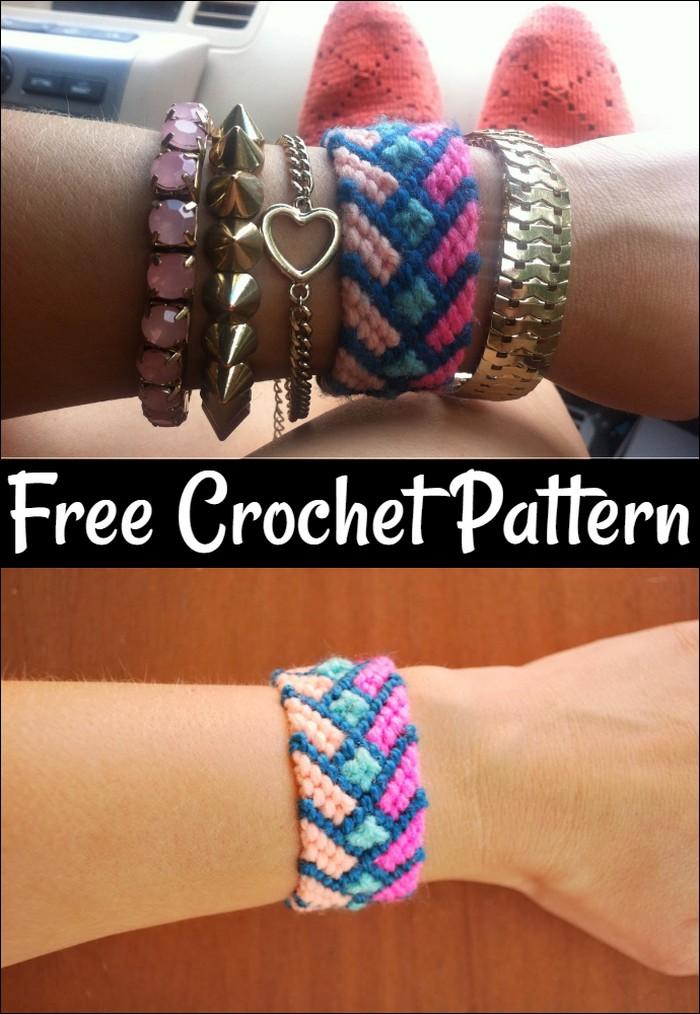The Crazy Complicated Friendship Bracelet