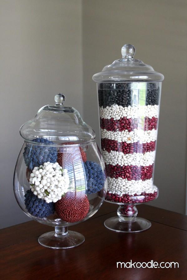 Apothecary Jar Holiday Decor