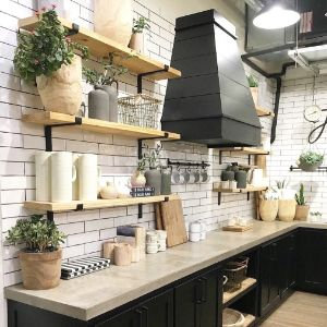 DIY Farmhouse Kitchen Ideas