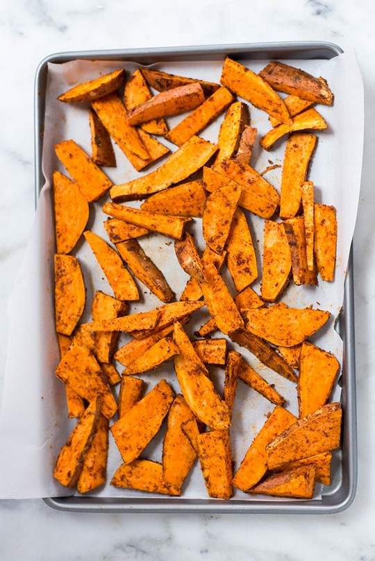 Easy Sweet Potato Meal Prep