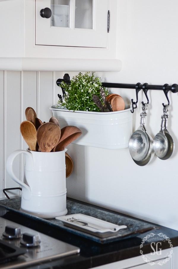 Functional And Fabulous Kitchen Racks
