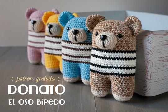 The Bipedal Bear Donato