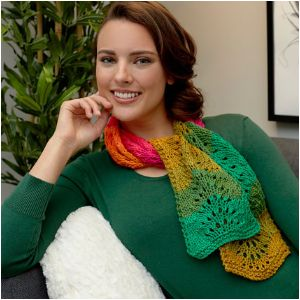 Crochet Rainbow Free Patterns