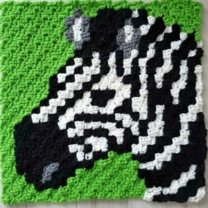 Crochet Zebra Patterns - All Free Patterns