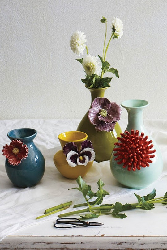 DIY Anthropologie Vase