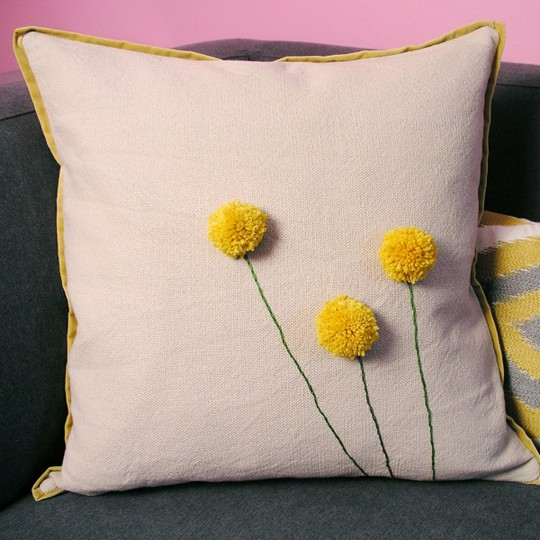 DIY Billy Ball Pillow By Brett Bara