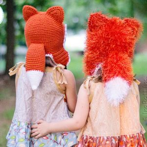 Free Crochet Fox Patterns-Amigurumi Patterns