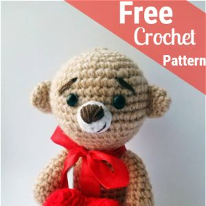 Free Crochet Teddy Bear Patterns