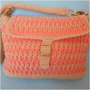 Handmade Crochet Bag Patterns - Free Patterns
