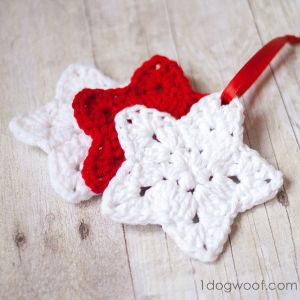 Crochet Star Patterns- All Free Patterns