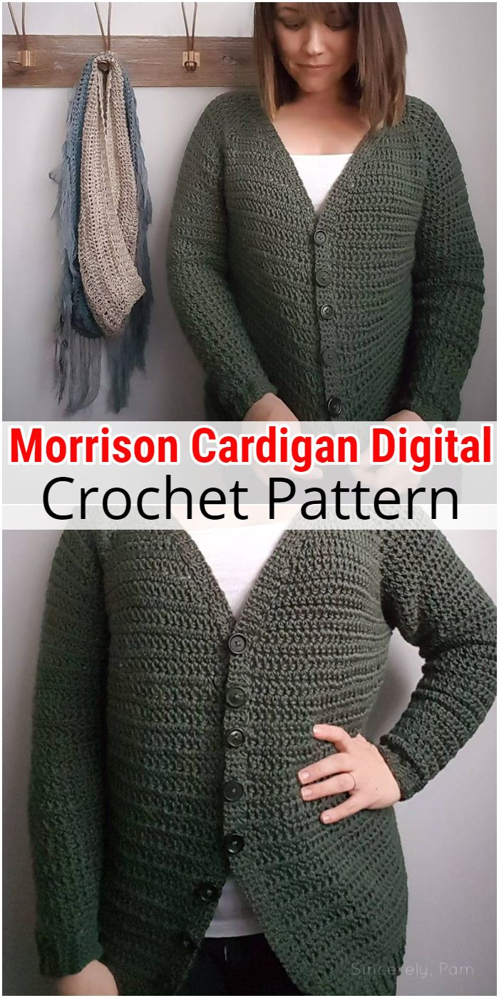 Morrison Cardigan Digital