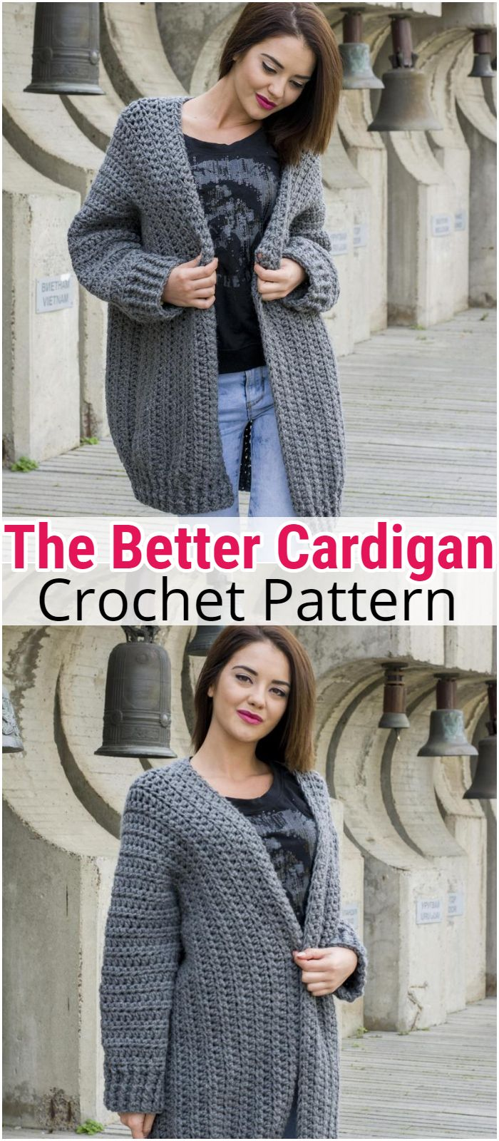 The Better Cardigan