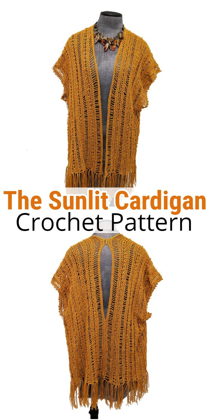 The Sunlit Cardigan