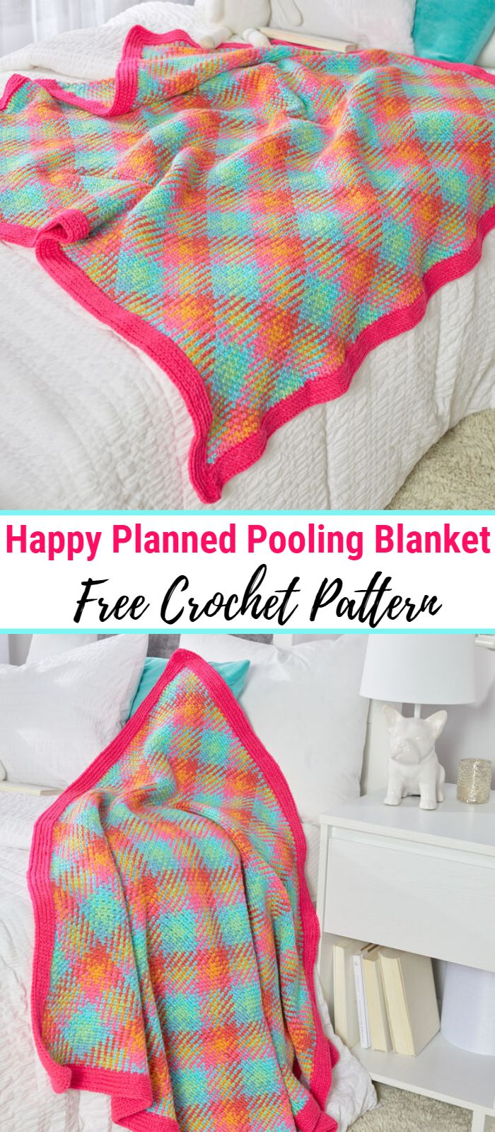 Happy Planned Pooling Blanket