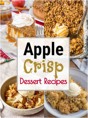 Apple Crisp Dessert Recipes