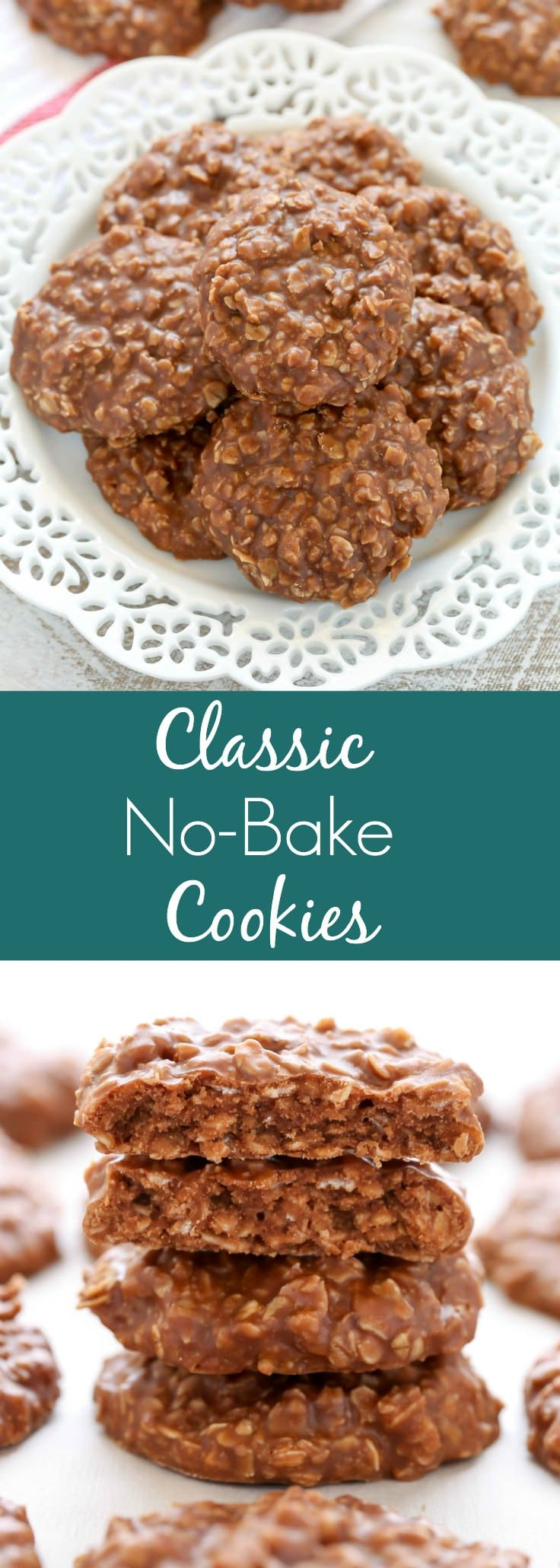 Classic No-bake Cookies Recipe