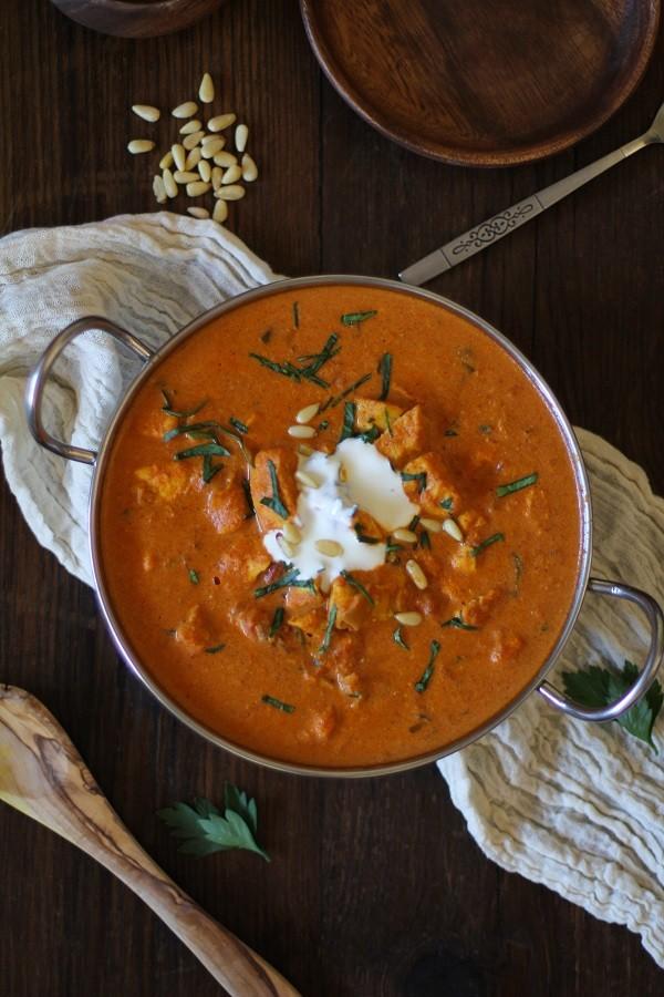Crock Pot Chicken Tikka Masala