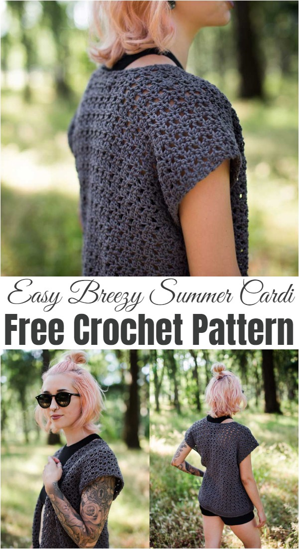 Easy Breezy Summer Cardi