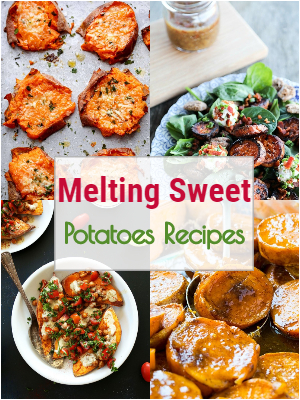 Melting Sweet Potatoes Recipes