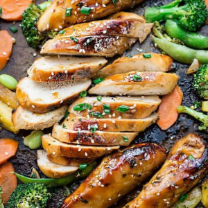 Sheet Pan Supper Recipes