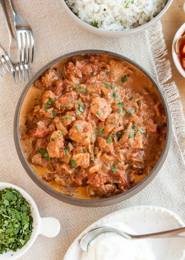 Slow Cooker Chicken Tikka Masala Recipe