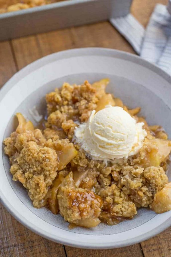 Ultimate Apple Crisp