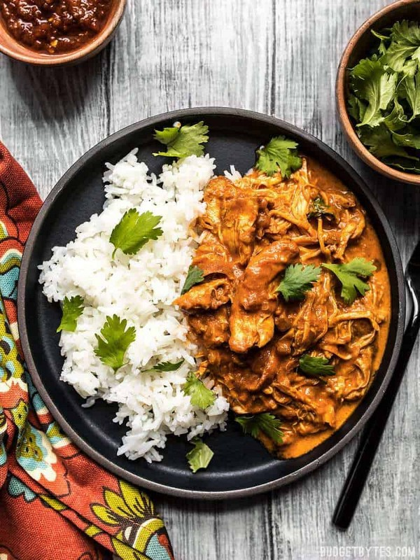 Yummy Easy Slow Cooker Chicken Tikka Masala