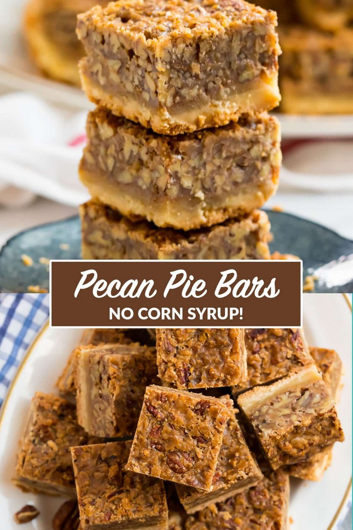 Yummy Pecan Pie Bars